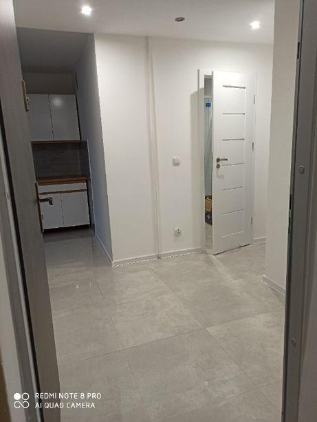 Mieszkanie 2 pokojowe w bloku do wynajęcia po generalnym remoncie