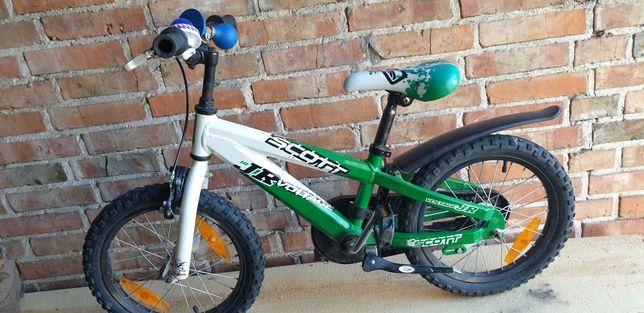 Rower dziecięcy 16' scott