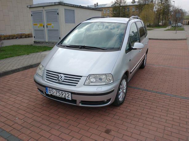 Volkswagen Sharan Lift 2.0 TDI 8 V 140 ps klimatron