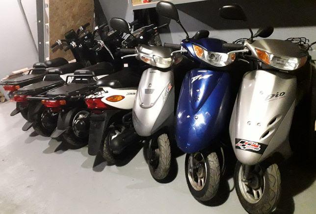 Продам скутера из Японии