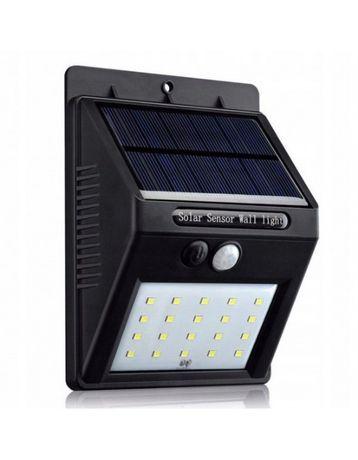 Lampa Solarna z czujnikiem ruchu 20w 5500kw