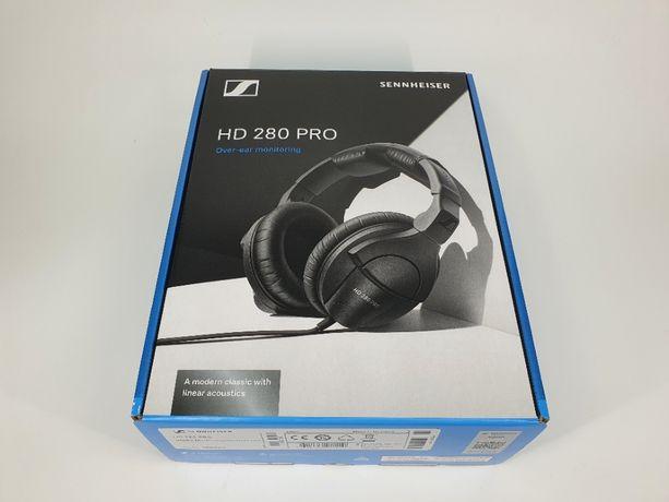 Słuchawki Sennheiser HD 280 pro Nowe
