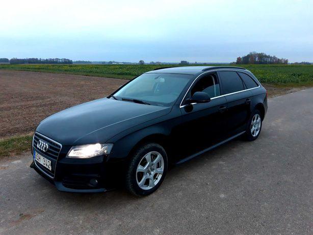 Audi a4 b8 2.0tdi 143 CR