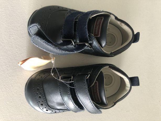 Sapatos chicco Imparo para bebé tamanho 20