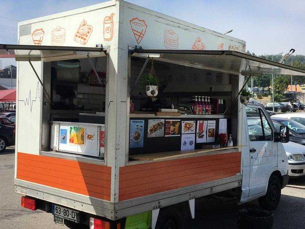 Carrinha Food Truck - Street Food