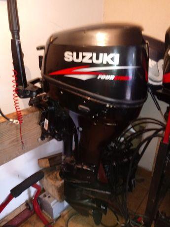 Silnik zaburtowy Suzuki df25 2009 df 25 km  v-twin rumpel L