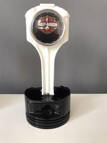 Zegar z tłoka Harley-Davidson