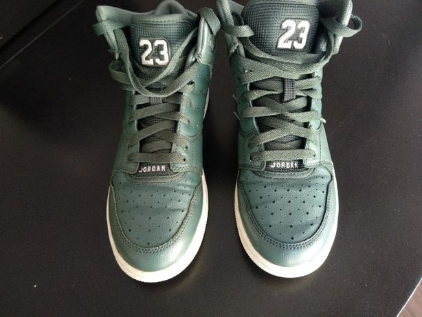 Jordan 1 flight 4 premium green