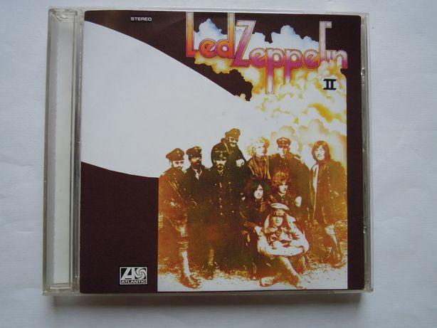 led zeppelin II płyta cd