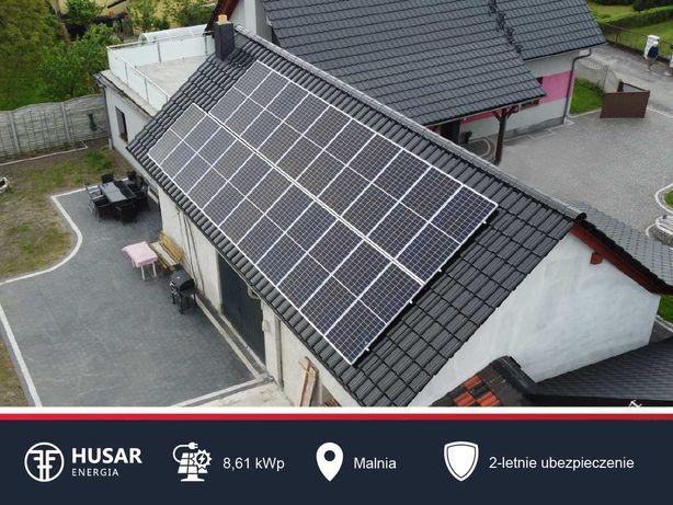 Praktycznie NIEPALNA instalacja fotowoltaiczna 7,1 kWp