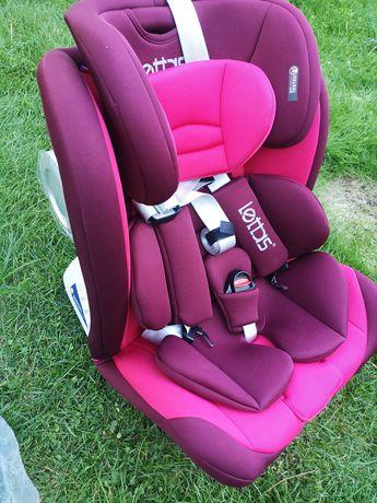 Nowy fotelik samochodowy 360 Isofix obrotowy Lettas HIT