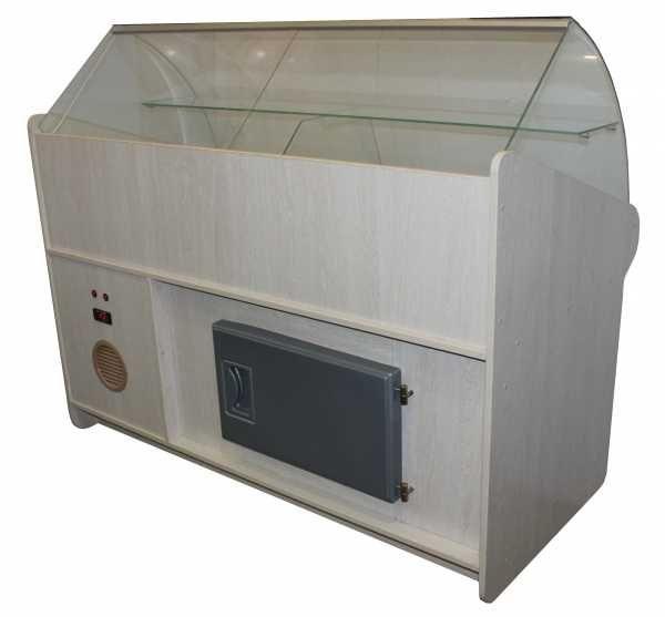 Продам холодильную витрину Царичанка - изображение 1