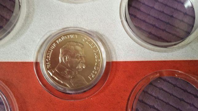 Mennicza moneta 100 lecie Odzyskania Niepodległości