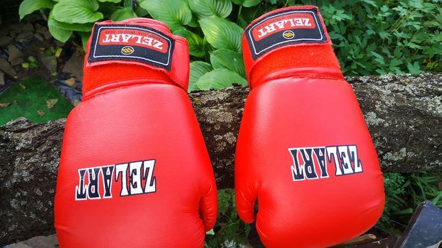 боксерские перчатки Zelart 10 унций