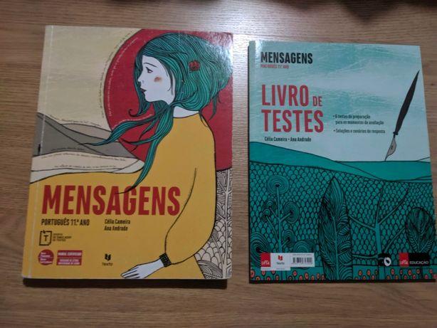 Manual Português 11o Ano - Mensagens