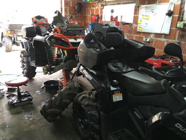 Serwis Motocyklowy.Naprawa Motocykli skuterów i quadów, diagnostyka