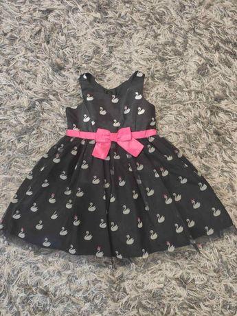Платье фирмы H&M состояние НОВОГО 98р (2-3 года)