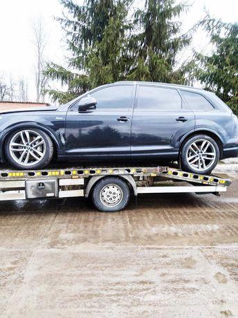 Audi q7 4m после дтп