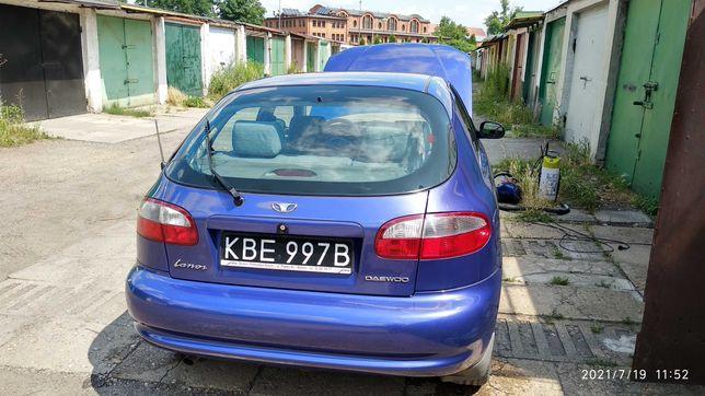 Sprzedam Daewoo Lanos 1.5 DOHC,SE,5drzwi rok 1999