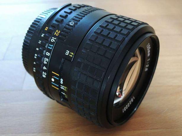 Lente Nikon 100E 2.8