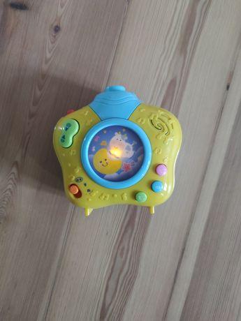 Projektor z kołysankami