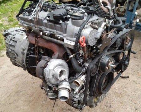 Двигатель ОМ 611 Мерседес Спринтер 2.2 Двигун Спринтер Разборка Шрот