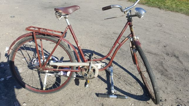 Stary niemiecki rower turnier
