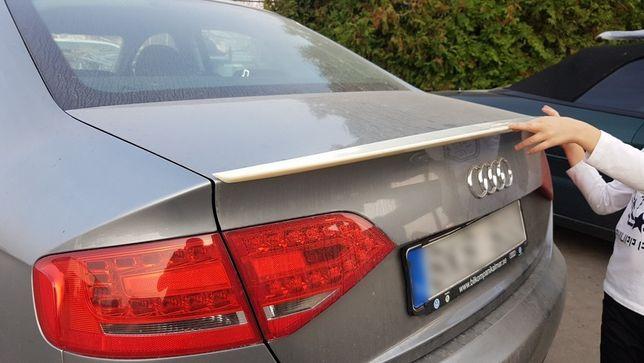 Спойлер сабля тюнинг Audi A4 B7 B8 A5 A6 C5 C6 C7 A8 D4 Q5 Q7 Ауди