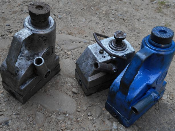 Podnosnik podnosniki hydrauliczne 3 sztuki
