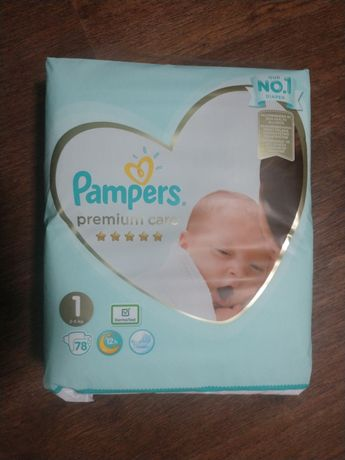 Pampers Premium Care 312 шт.