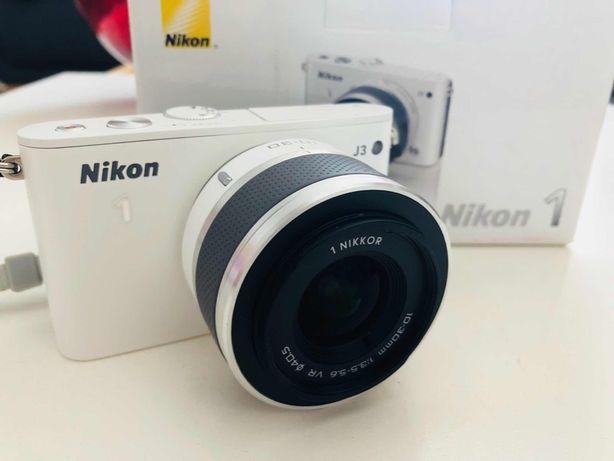 Фотоаппарат Nikon 1 J3 + объектив 10-30 VR