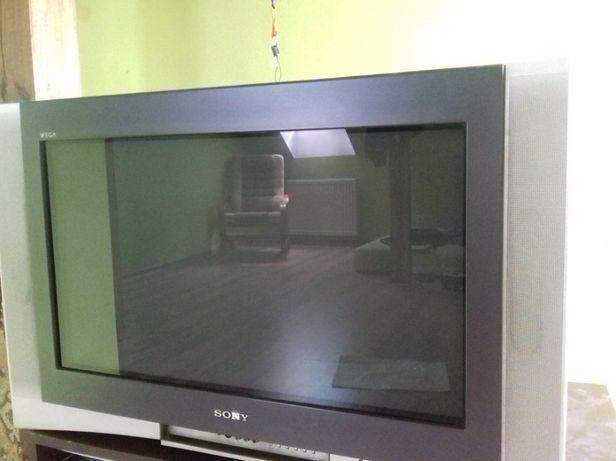 telewizor kineskopowy marki SONY