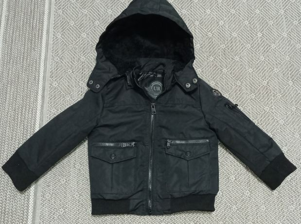 Новая куртка тёплая