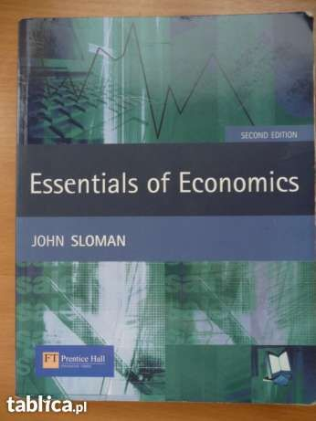 Essentials of Economics - J.Sloman