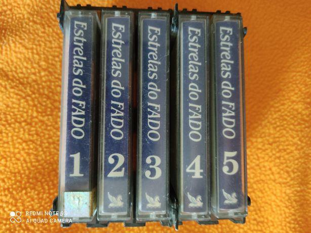 Cassetes de audio