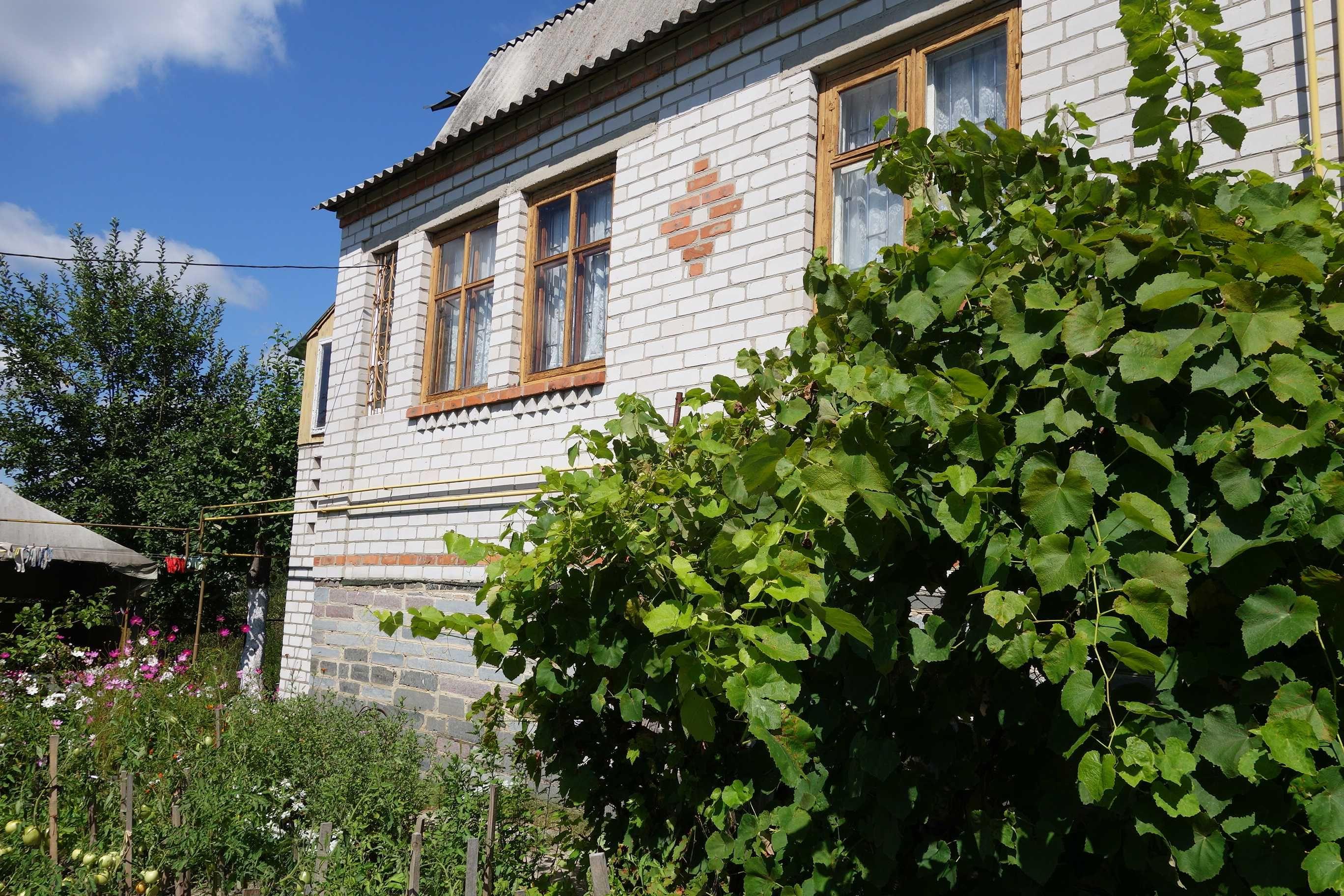Продам дом - дачу Барашевка