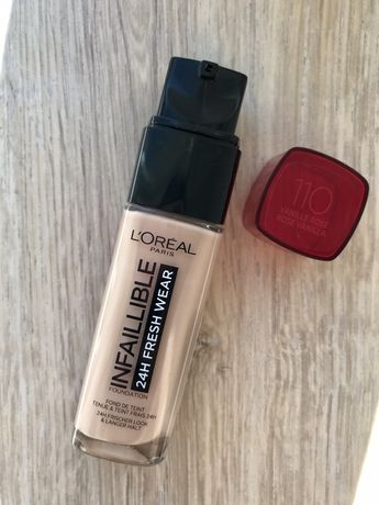 Тональный крем Loreal Infaillible fresh wear 110