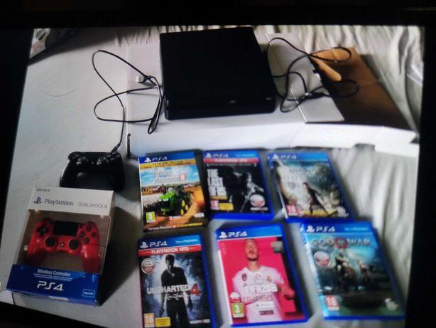 Witam, mam do sprzedania PS4