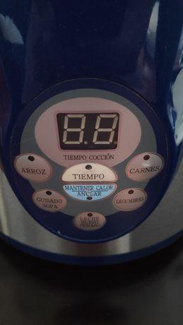 Panela de pressão eléctrica