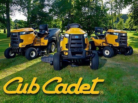 Kosiarka Traktor CUB CADET XT2 QS117 Kawasaki 24km 117cm Hydro Staniak