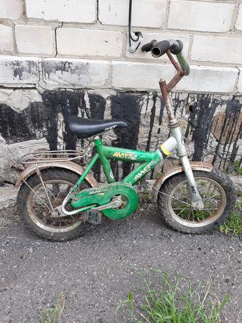 Велосипед детский 12 колеса