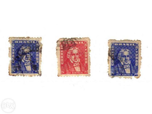 Colecção Selos, Selos Portugueses, Brasileiros e Alemães