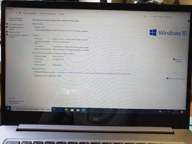 """Xiaomi Notebook Pro 15.6"""" i7-10510U 16Gb/1Tb MX250 2Gb Grey JYU4191CN"""