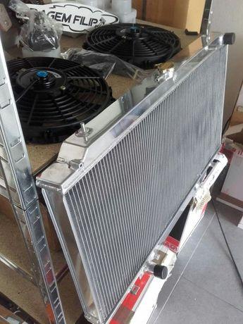 Radiador aluminio patrol y60 260 e y61 kzj90