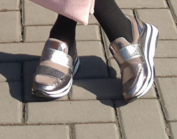 Обувь осень для девочки