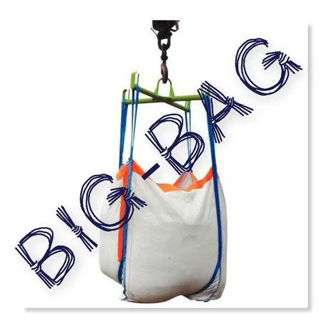 Worki Big Bag ! Używane! 160cm F A R T U C H ! 1250kg S P O Ż Y W K A