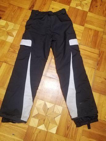 Теплые зимние непромокаемые штаны