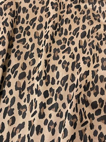 Vestido Tigresa Zara com folhos