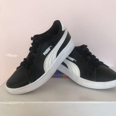 Стильные кроссовки Puma оригинал.