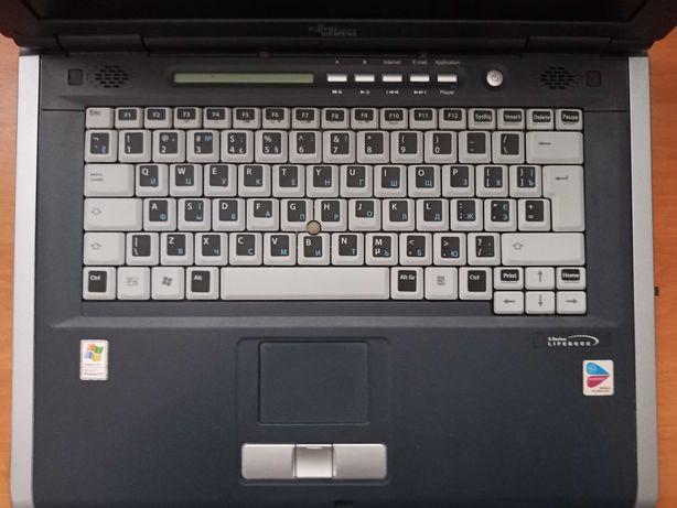 Ноутбук Fujitsu Siemens LIFEBOOK C1320 из Европы